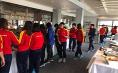 Tuyển bóng đá nữ VN đến Đức tập huấn