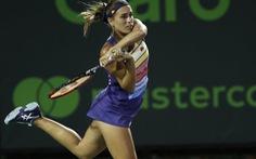 Wozniacki và ngôi sao trẻ Osaka bị loại khỏi Miami Masters 2018