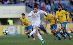 Bale lập cú đúp, R.M thắng dễ Las Palmas