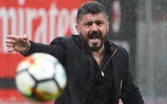 Điểm tin sáng 6-4: Milan gia hạn hợp đồng với HLV Gattuso