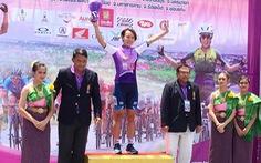 Điểm tin tối 10-4: Nguyễn Thị Thật giành áo tím Tour of Thailand
