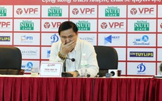 VPF đã chuẩn bị phương án nếu HAGL rút khỏi V-League