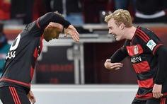 Điểm tin sáng 10-4: Đè bẹp Leipzig, Leverkusen vào tốp 4