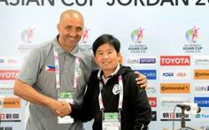 Tuyển nữ Thái Lan và Philippines tranh vé dự World Cup 2019