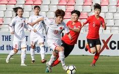 Tuyển nữ VN chia tay giấc mơ World Cup