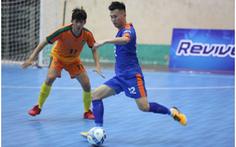 Tiến Dụng, Đức Chinh háo hức đến xem Futsal tại Đà Nẵng