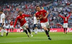 Ngược dòng ấn tượng, M.U hạ Tottenham vào chung kết Cúp FA