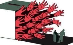 Bài thi khó và dân chủ trực tiếp