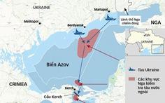 Đằng sau cuộc đối đầu ở eo biển Kerch