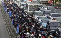 Cấm xe máy và bài toán kinh tế