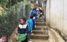 Sa Pa khát nước sinh hoạt: Bài học đắt giá