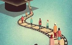 Giáo dục tư nhân và vấn nạn bỏ học đại học