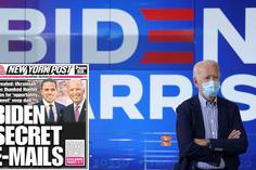 New York Post 'khui' bê bối của nhà Biden