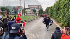 Trực tiếp: Đội tuyển VN tập luyện tại Hà Nội chuẩn bị cho trận chung kết lượt về