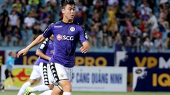 Duy Mạnh 'chuyền bóng' cho đối thủ, gián tiếp khiến Hà Nội bị thủng lưới