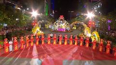 Khai mạc đường hoa Nguyễn Huệ năm Canh Tý 2020