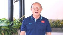 Video: HLV Park Hang Seo chúc mừng năm mới bằng tiếng Việt