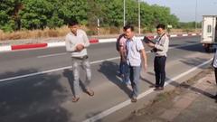Video: Bắt đối tượng dí dao vào cổ bí thư huyện Đoàn để cướp xe máy