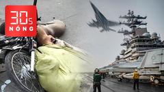 Bản tin 30s Nóng: Lũ kinh hoàng ở Nhật Bản; Video hải quân Mỹ  tập trận trên Biển Đông