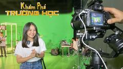 Khám phá trường học: ĐH Duy Tân nổi bật với xưởng phim, robot Lisa thông minh, phòng 3D chuyên nghiệp