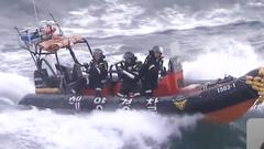 Video: Hàn Quốc điều máy bay, tàu chiến, tàu tuần tra tìm thi thể quan chức bị bắn chết