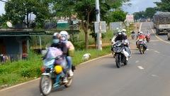Video: Người lao động ở Tây Nguyên trở lại TP.HCM và các tỉnh lân cận 'kiếm tiền tiêu tết'