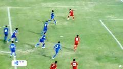 Video: U23 Việt Nam thắng chật vật U23 Đài Loan