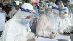 Sinh viên trường y tham gia tuyến đầu chống dịch: Tuổi trẻ tình nguyện cống hiến cho Tổ quốc