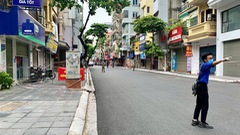 Video: Từ 6h sáng hôm nay, Hà Nội bắt đầu giãn cách xã hội theo chỉ thị 16
