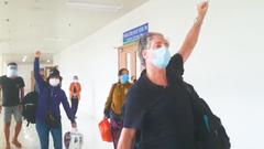 Video: 17 bệnh nhân COVID-19 nặng tại TP.HCM được xuất viện