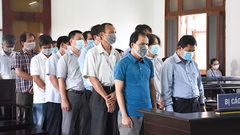 Video: Xét xử 18 bị cáo vụ lộ đề thi công chức