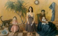 Có gì ở triển lãm tranh hiện thực đang thu hút khách tham quan Sài Gòn?