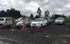 Bắt ổ đánh bạc lớn nhất Phú Yên, tạm giữ 30 ôtô