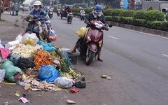Sài Gòn ra đường là gặp rác thải