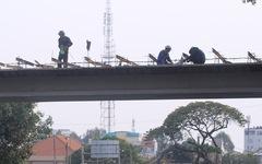 Công trình thi công không rào chắn, xem nhẹ tính mạng người dân