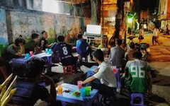 Khi Đông Nam Á xem World Cup 2018 bên… lề đường