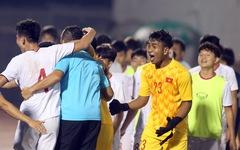 U19 Việt Nam đầy cảm xúc sau khi giành vé dự VCK châu Á 2020