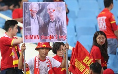 Mỹ Đình rào thép gai bảo vệ trận Việt Nam - UAE