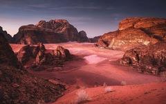 Ngắm sao Hỏa trên... mặt đất