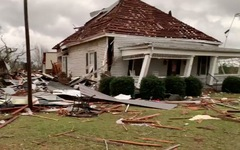 Lốc xoáy quét qua Alabama, ít nhất 23 người chết