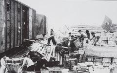 Ga Đồng Đăng: chứng nhân một thời máu lửa