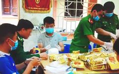 Mở rộng điều tra vụ tàng trữ hơn 700kg ma túy đá ở Nghệ An