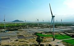 'Nắng rang - Gió phang' thành điện sạch