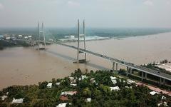 Những chiếc cầu phá thế 'qua sông lụy phà' vùng sông nước miền Tây