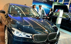 Loạt mẫu xe BMW hoàn toàn mới, được Thaco 'trình làng' tại Việt Nam