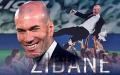 Zidane – 14 tấm thẻ đỏ, rèn nên vị thần chiến thắng