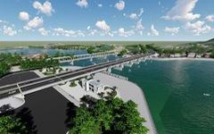 Xây đập ngăn mặn kết hợp làm cầu vượt trên sông Cái Nha Trang