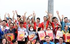 Mùa xuân biển đảo: Khởi động hành trình 'Tôi yêu Tổ quốc tôi' năm 2021