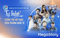 Tự hào xướng tên Việt Nam trên đấu trường quốc tế