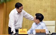 Chùm ảnh Thủ tướng Phạm Minh Chính chủ trì phiên họp Chính phủ